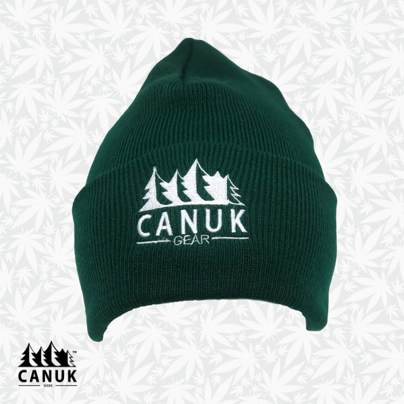 Canuk Gear Green Toque