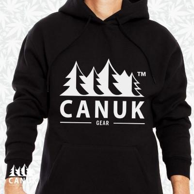 Canuk Gear Hoodie (Black)