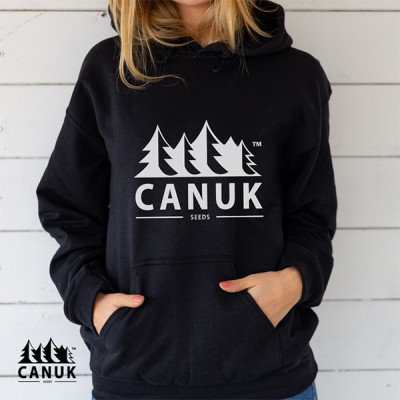 Canuk Seeds Hoodie - Black