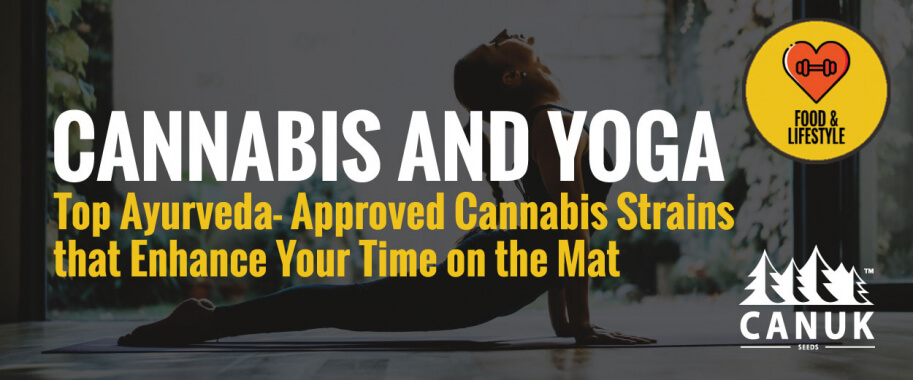 Cannabis and Yoga: Top Ayurveda- Approved Cannabis Strains that Enhance Your Time on the Mat