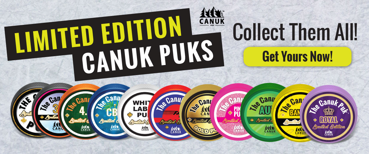 Collect All Canuk Puks