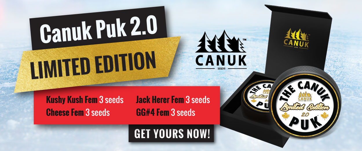 The Limited Edition Canuk Puk 2.0