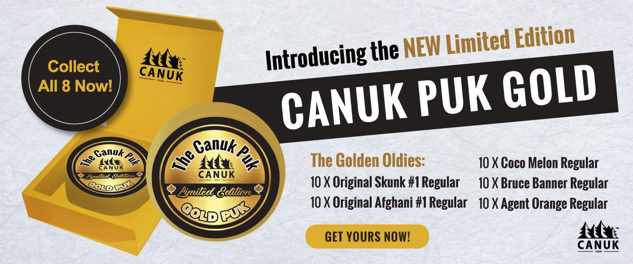 Canuk Puk Gold